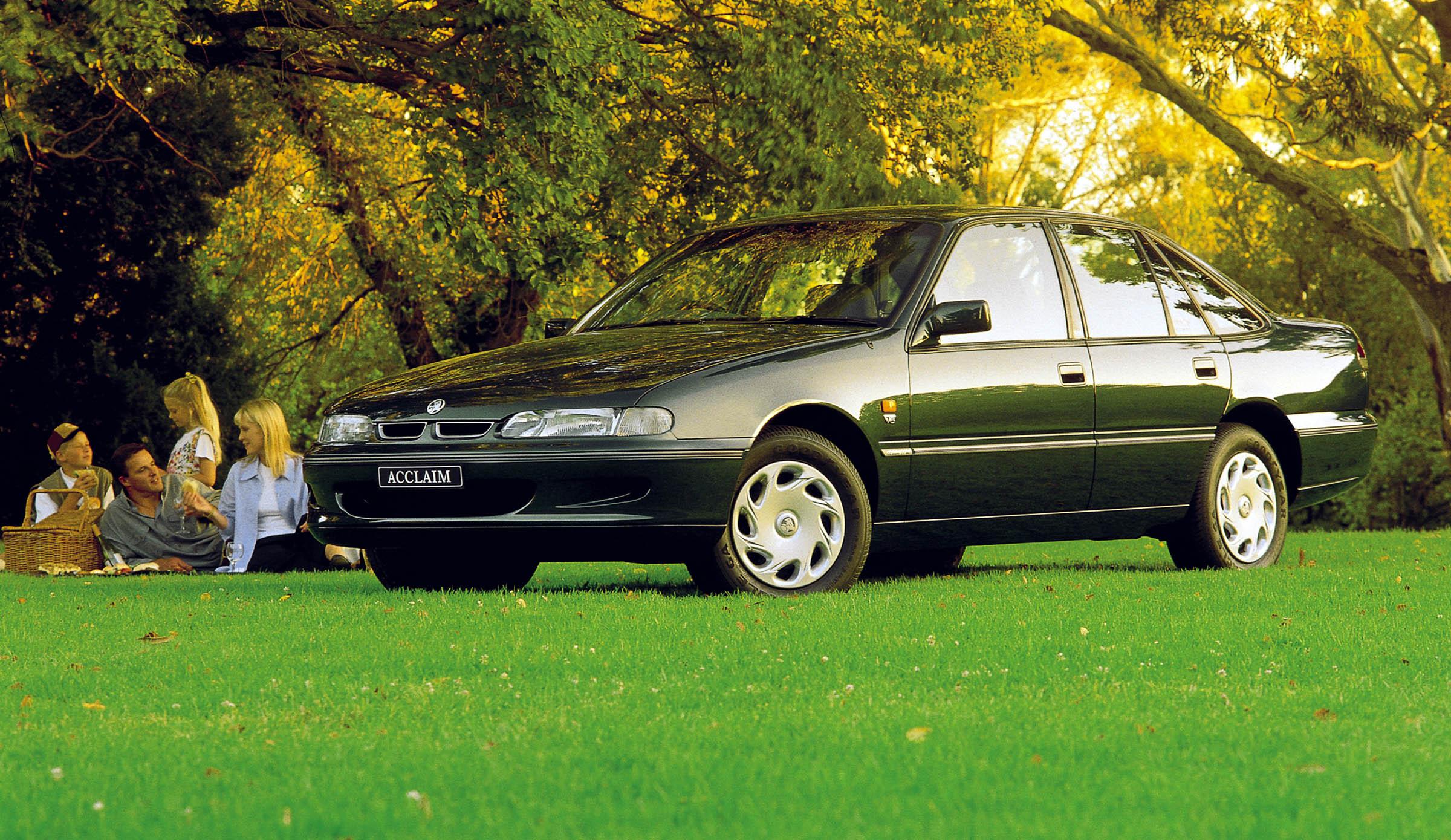 VS Holden Commodore (1995-1997)