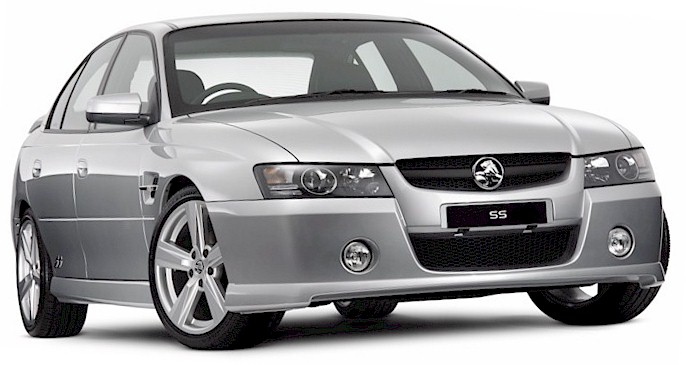 VZ Holden Commodore (2004-2006)