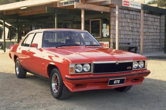 HZ Holden GTS(1977-1979)