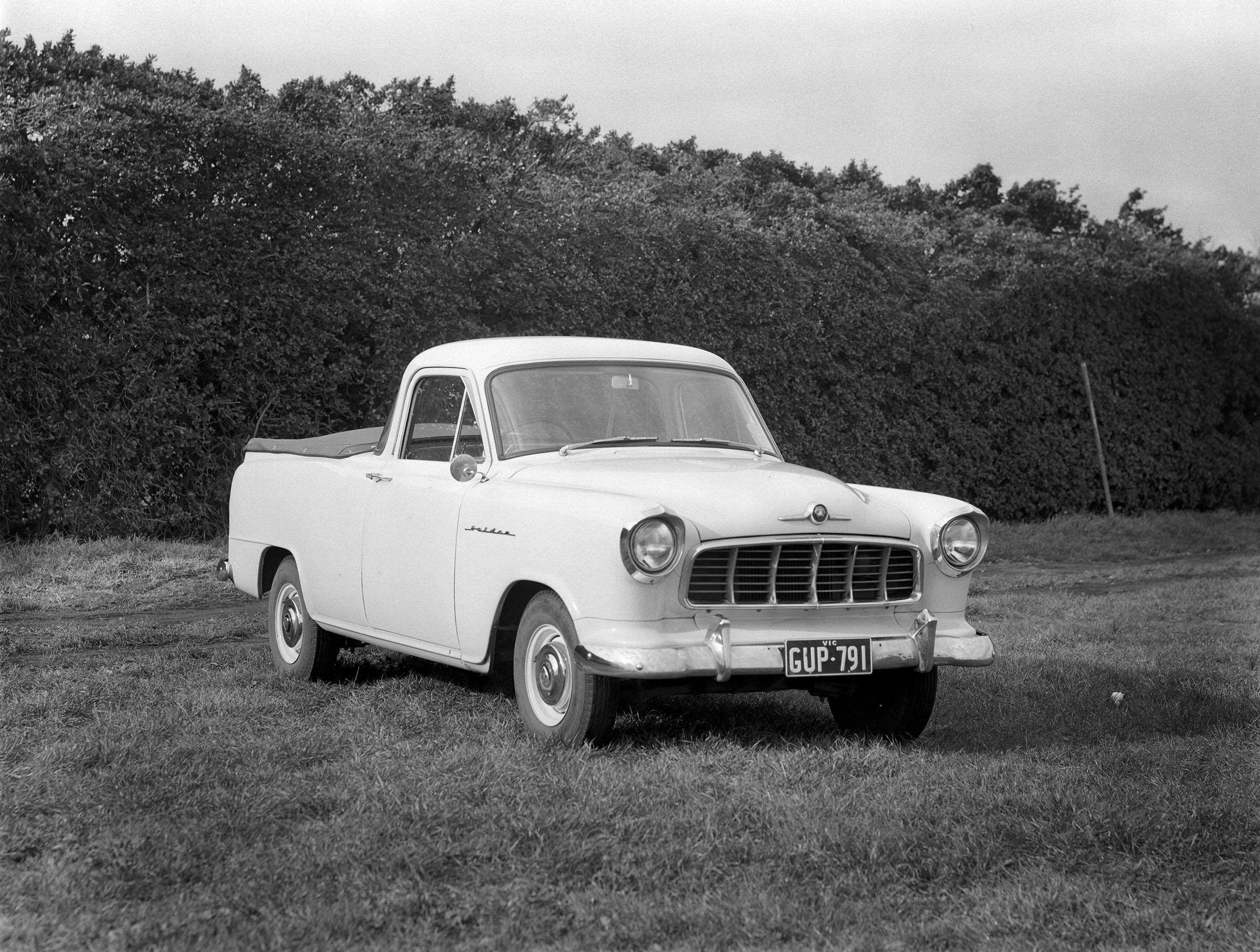 FE Holden Ute (1957-1958)