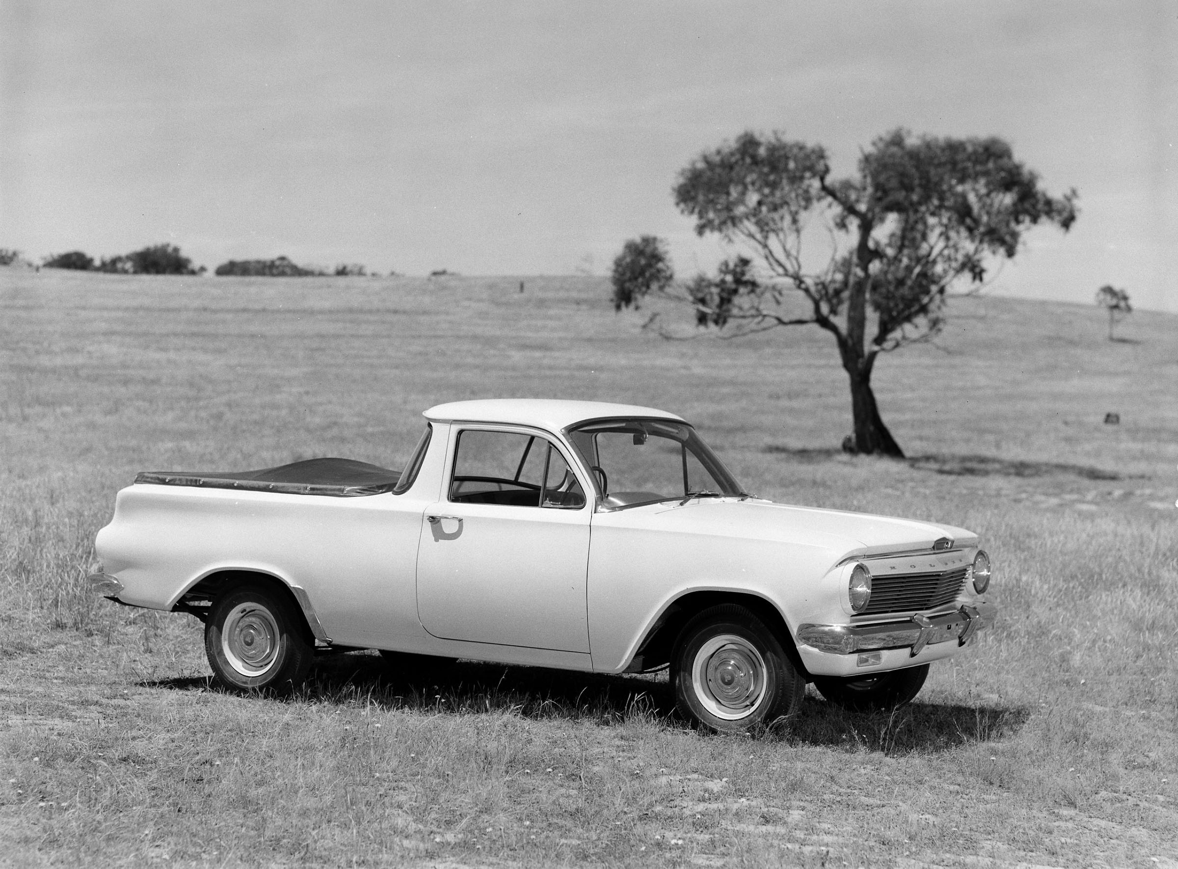 EJ Holden Ute (1962-1963)