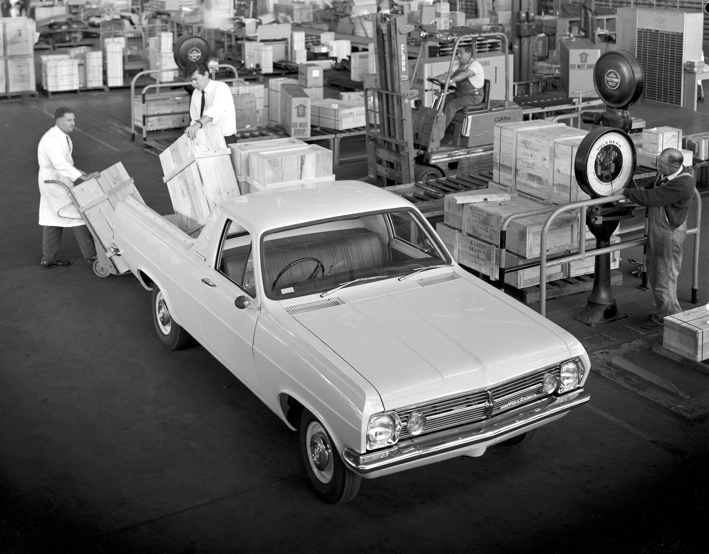 HR Holden Ute (1966-1968)