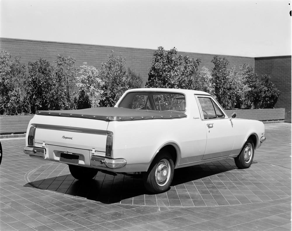 HT Holden Ute (1969-1970)