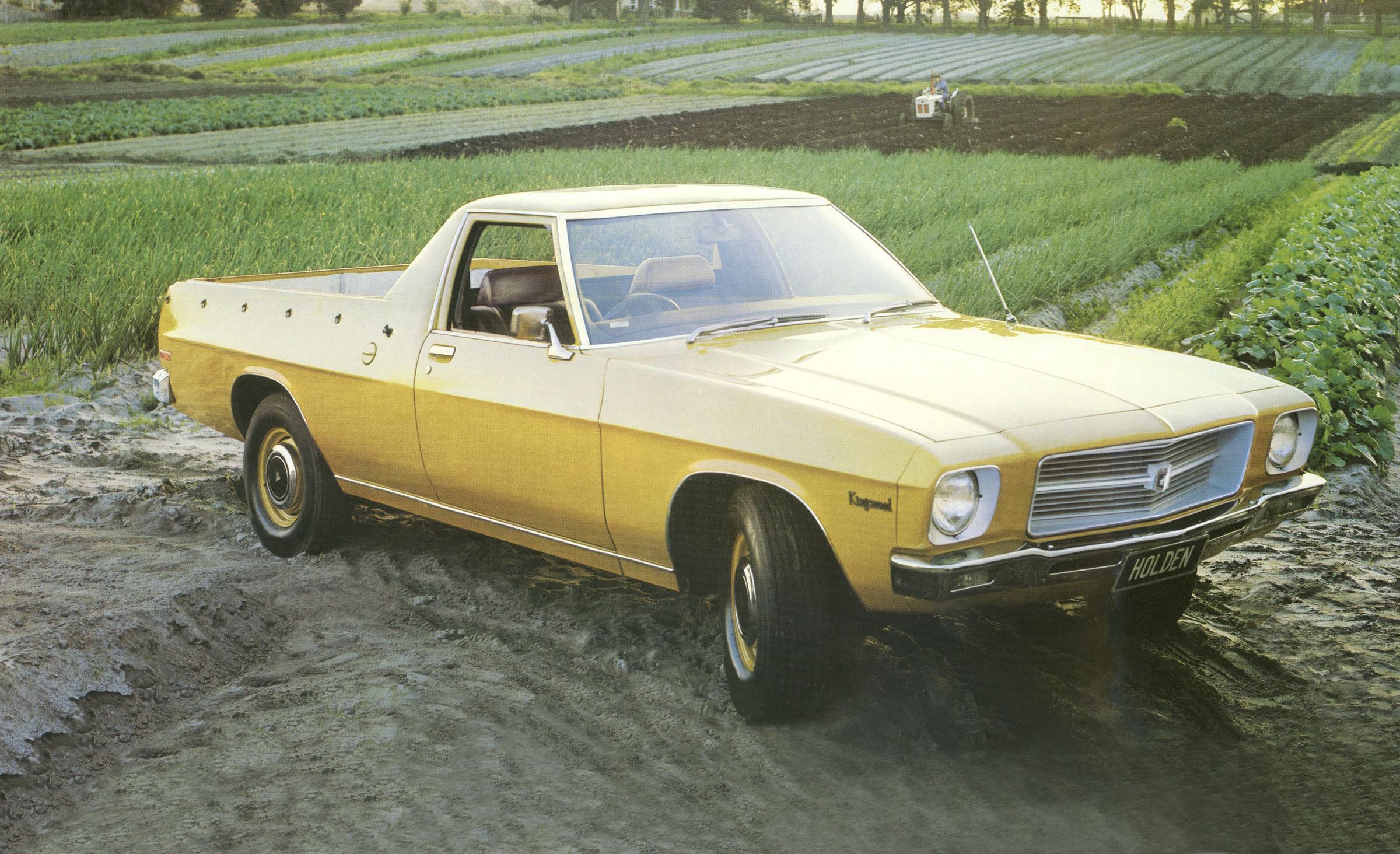 HQ Holden Ute (1971-1974)