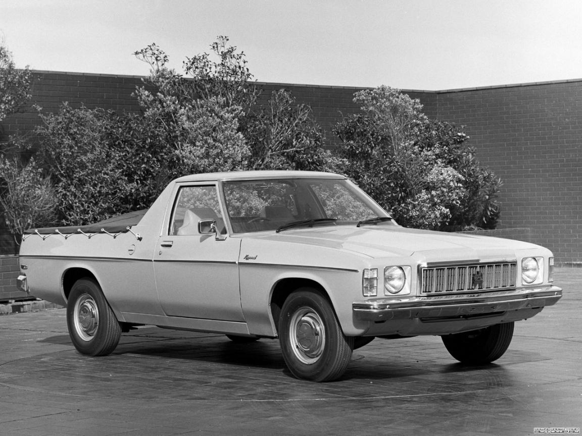 HX Holden Ute (1976-1977)
