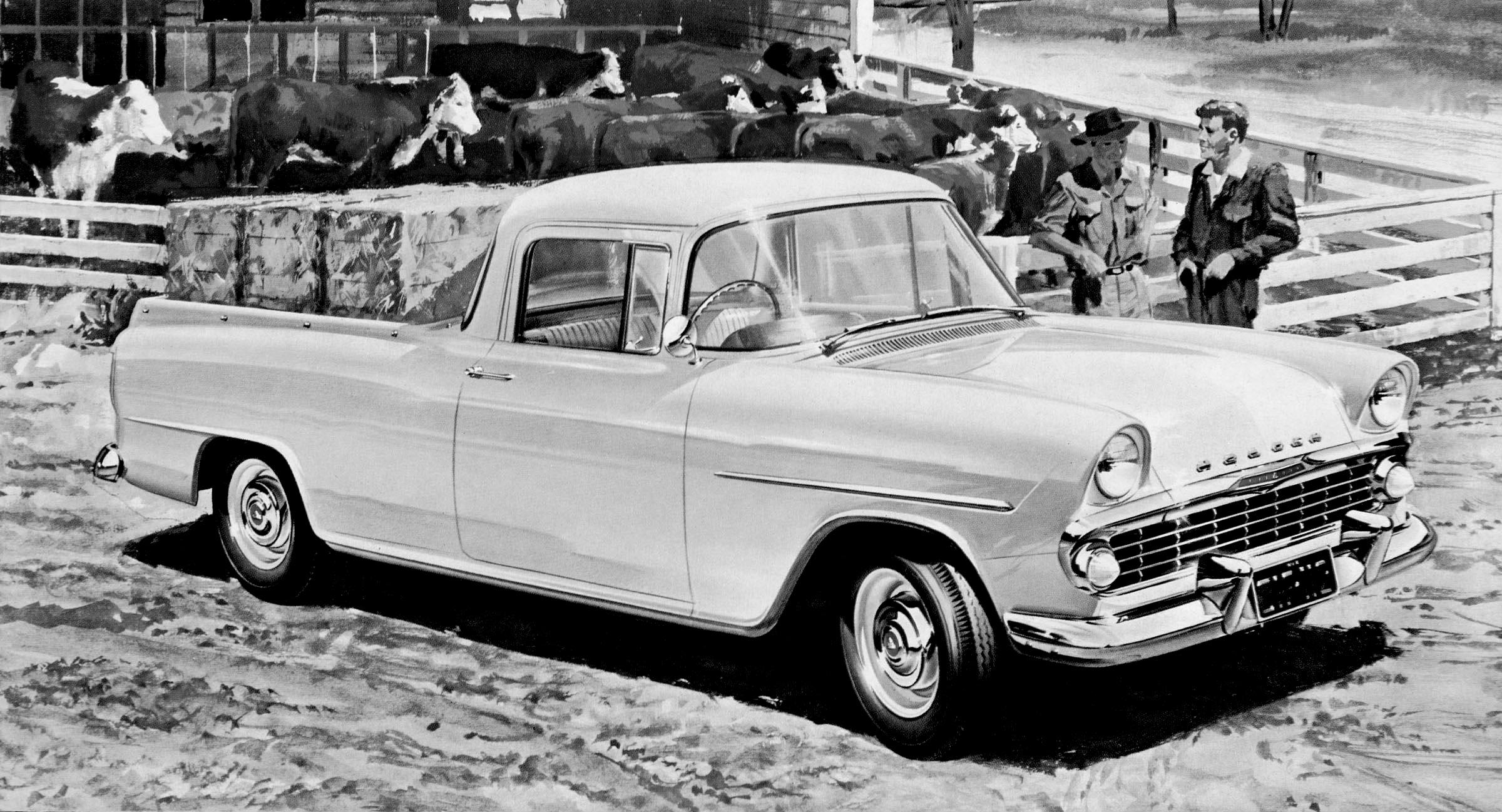 EK Holden Ute (1961-1962)
