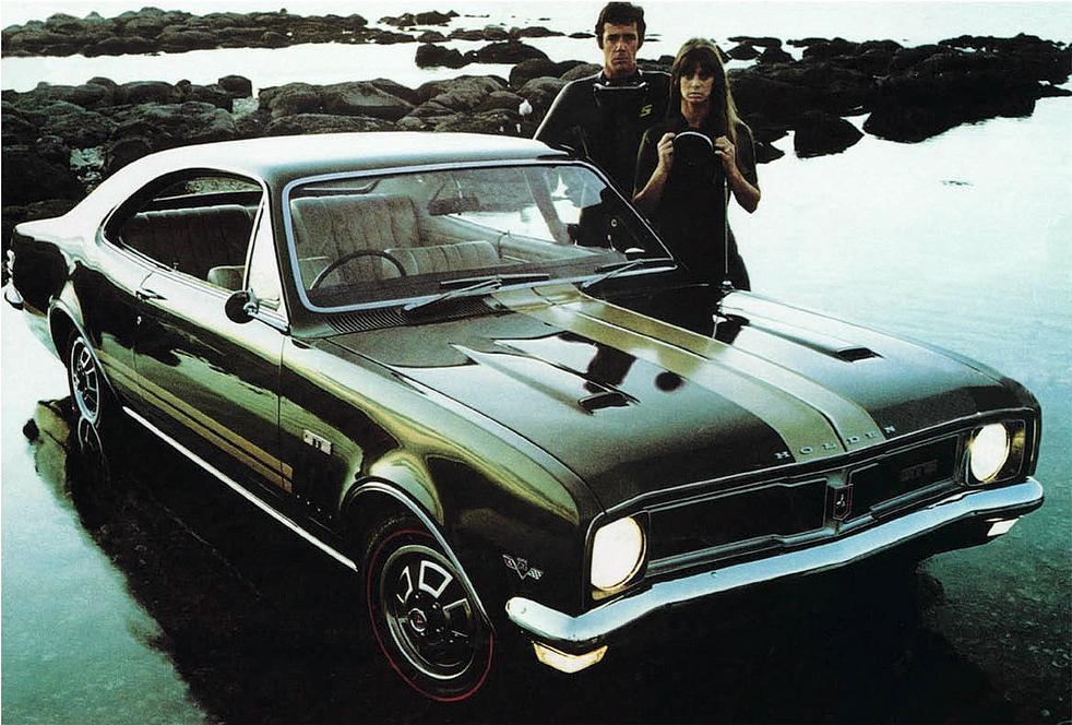 HT Holden Monaro (1969-1970)