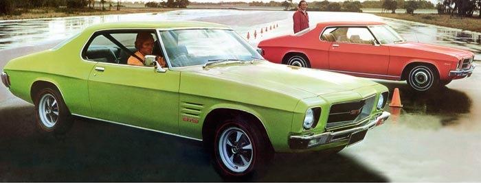 HQ Holden Monaro (1971-1974)