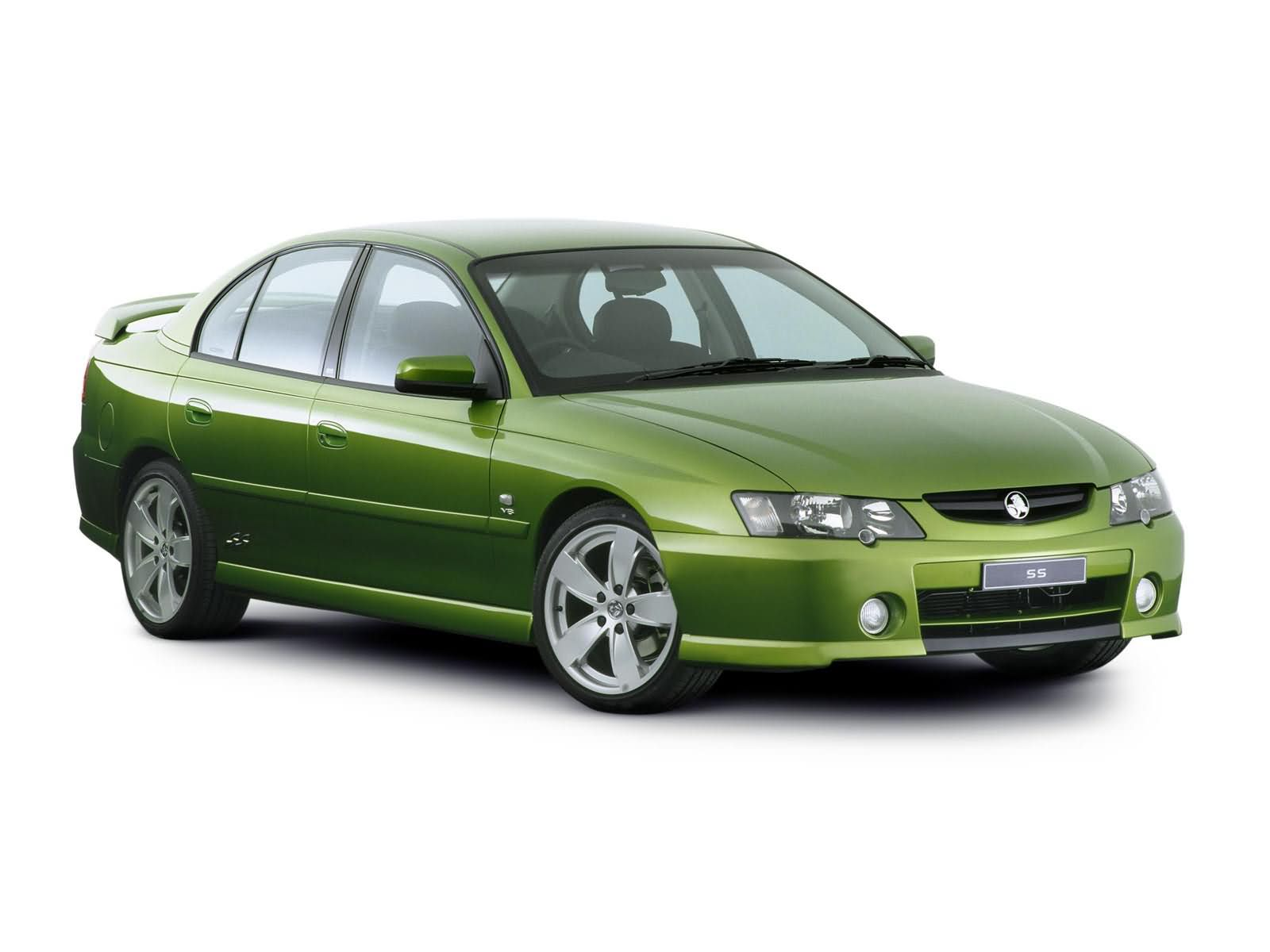 VY Holden Commodore (2002-2004)