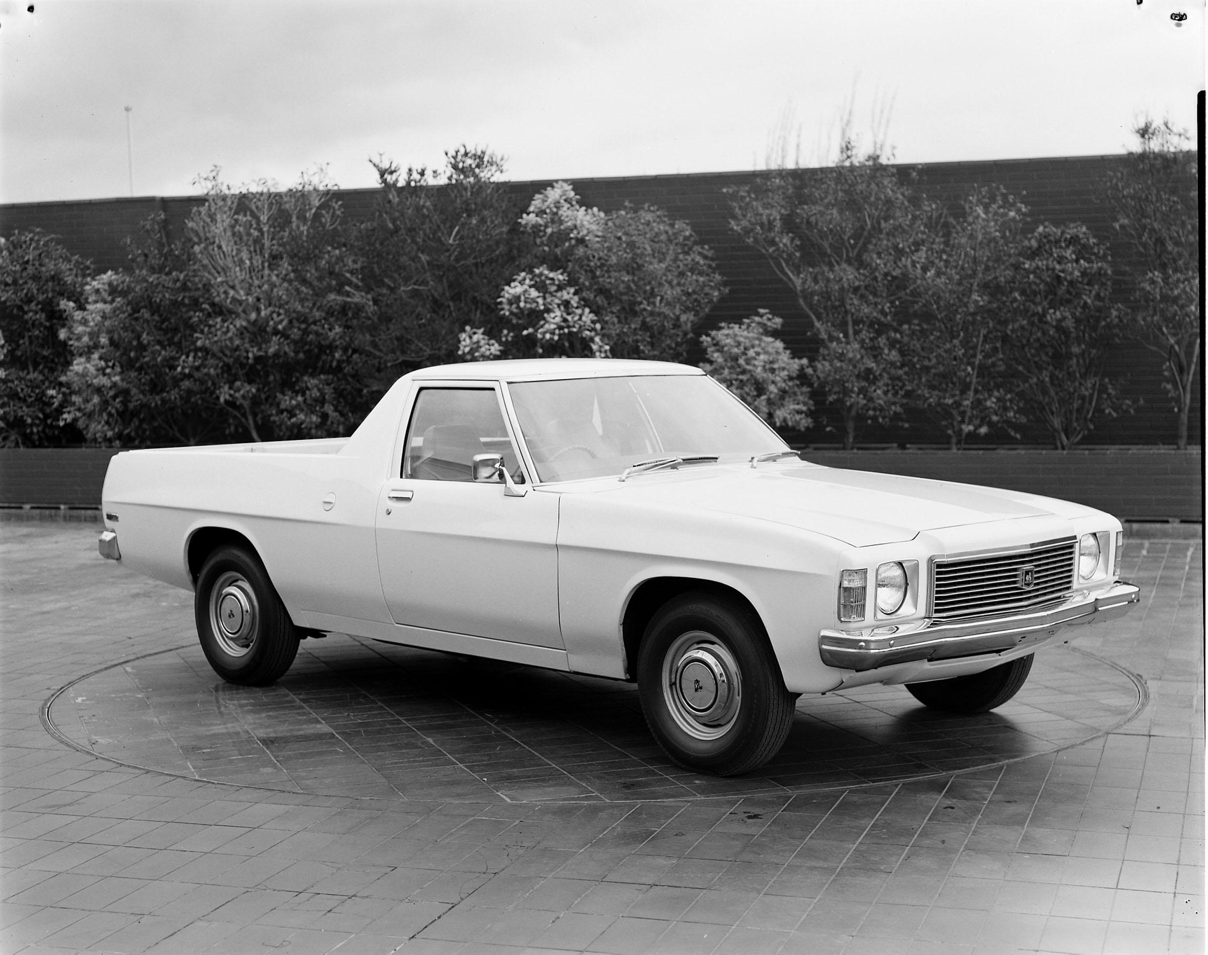 HJ Holden Ute (1974-1976)