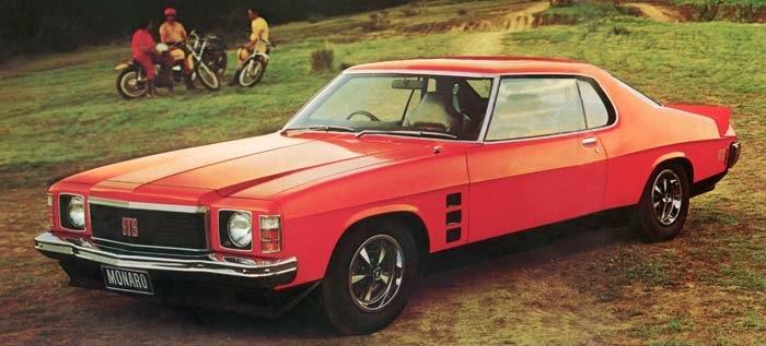 HJ Holden Monaro (1974-1976)