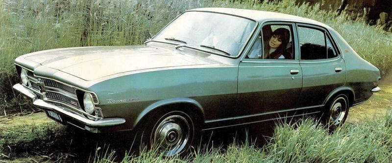 LC Torana (1969-1972)