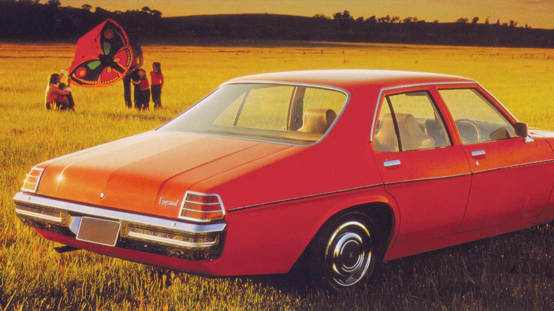 HJ Holden (1974-1976)