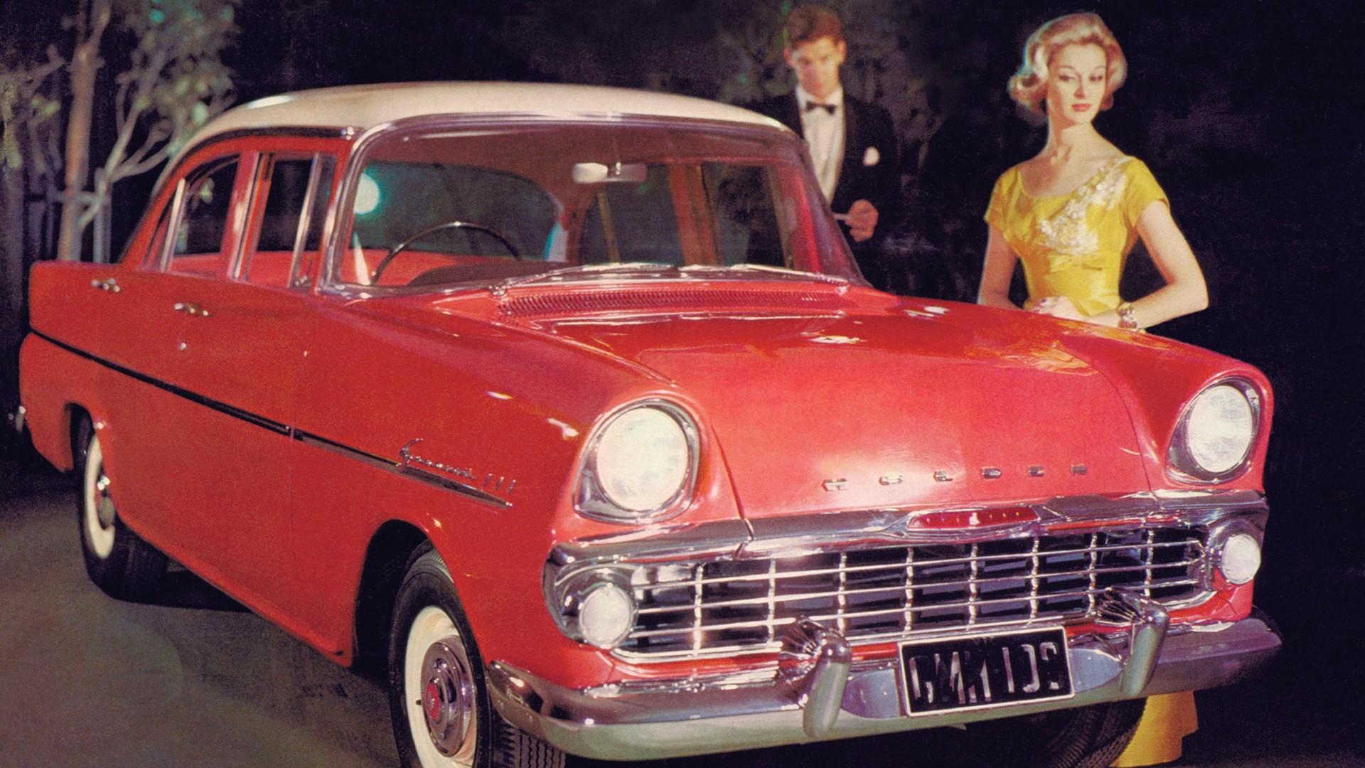 EK Holden (1961-1962)