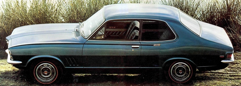 Holden Torana - 1968-1980