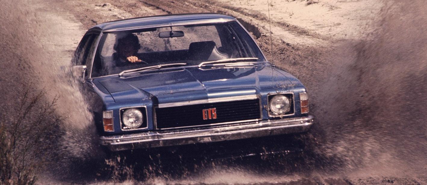 Holden Monaro - 1968-2006