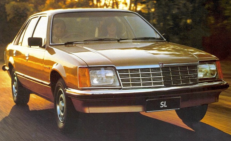Holden Commodore - 1978-2017