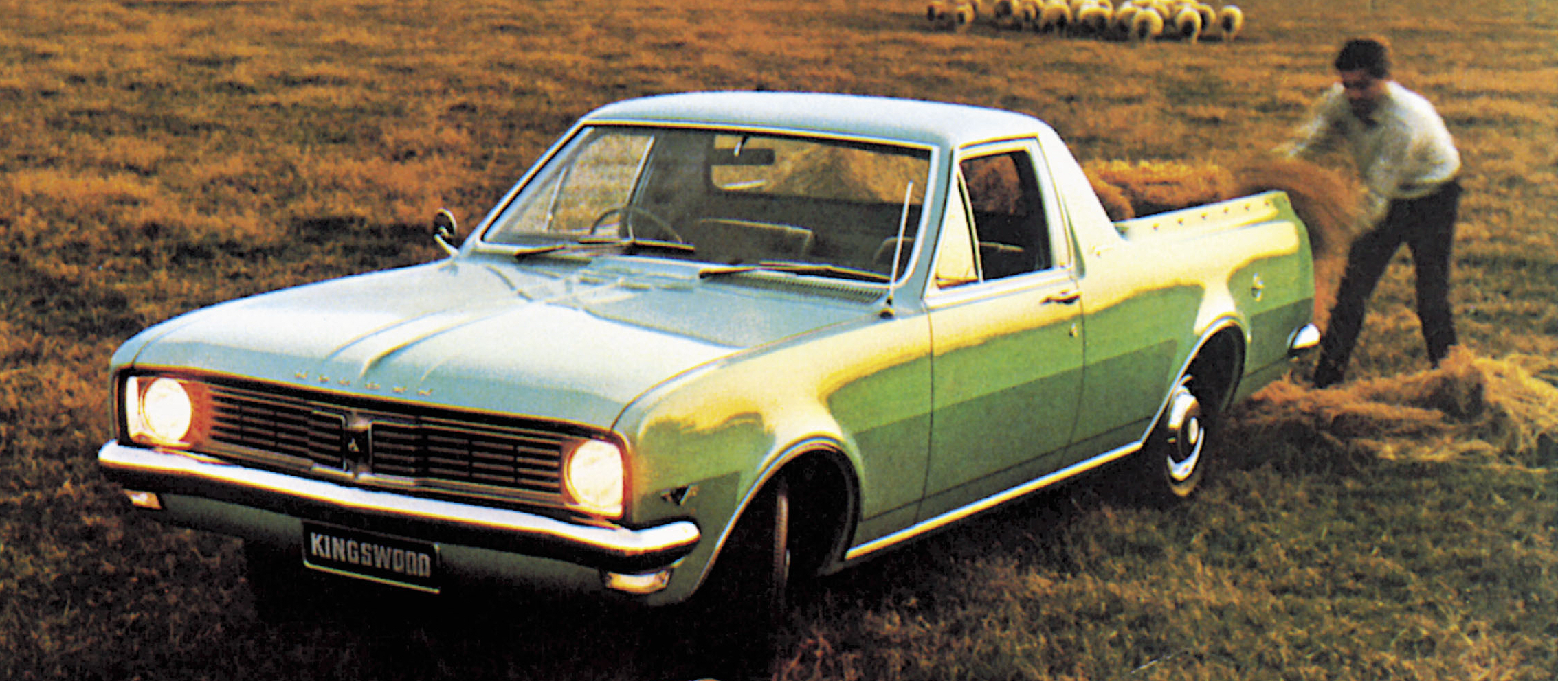 Holden Ute - 1951-1984