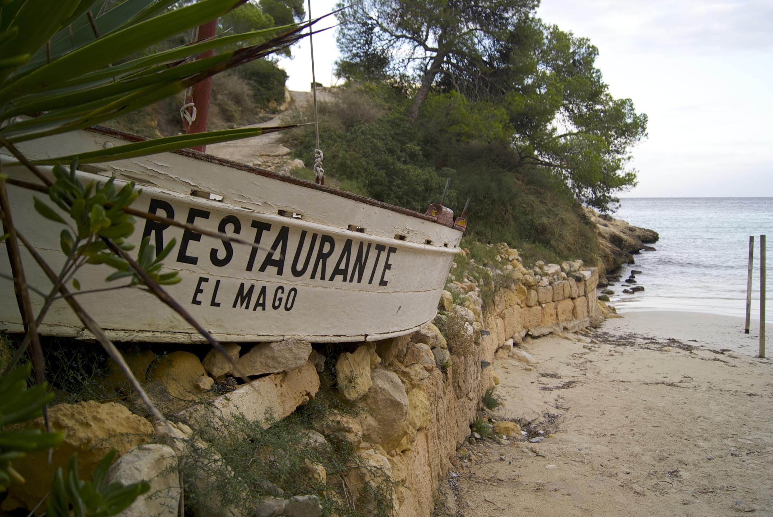 Restaurante El Mago