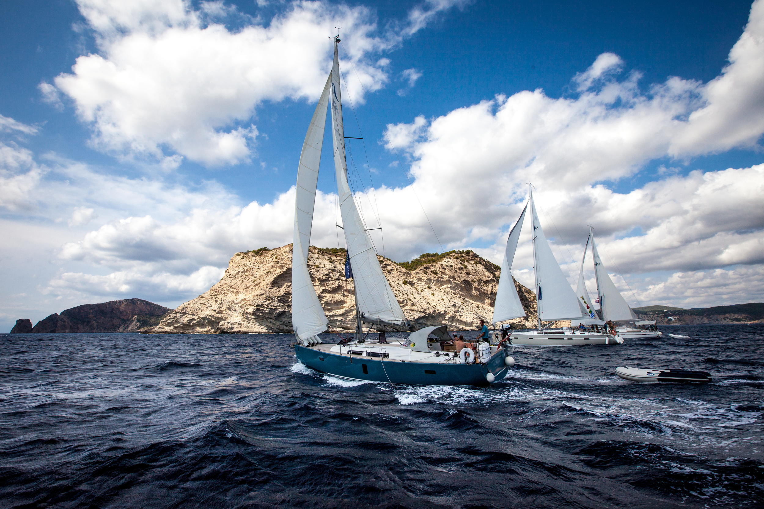 YL 2013 Regatta, Balearic Sea