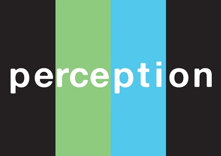Perception: Thursday 6th June 2013, Time & Room TBC