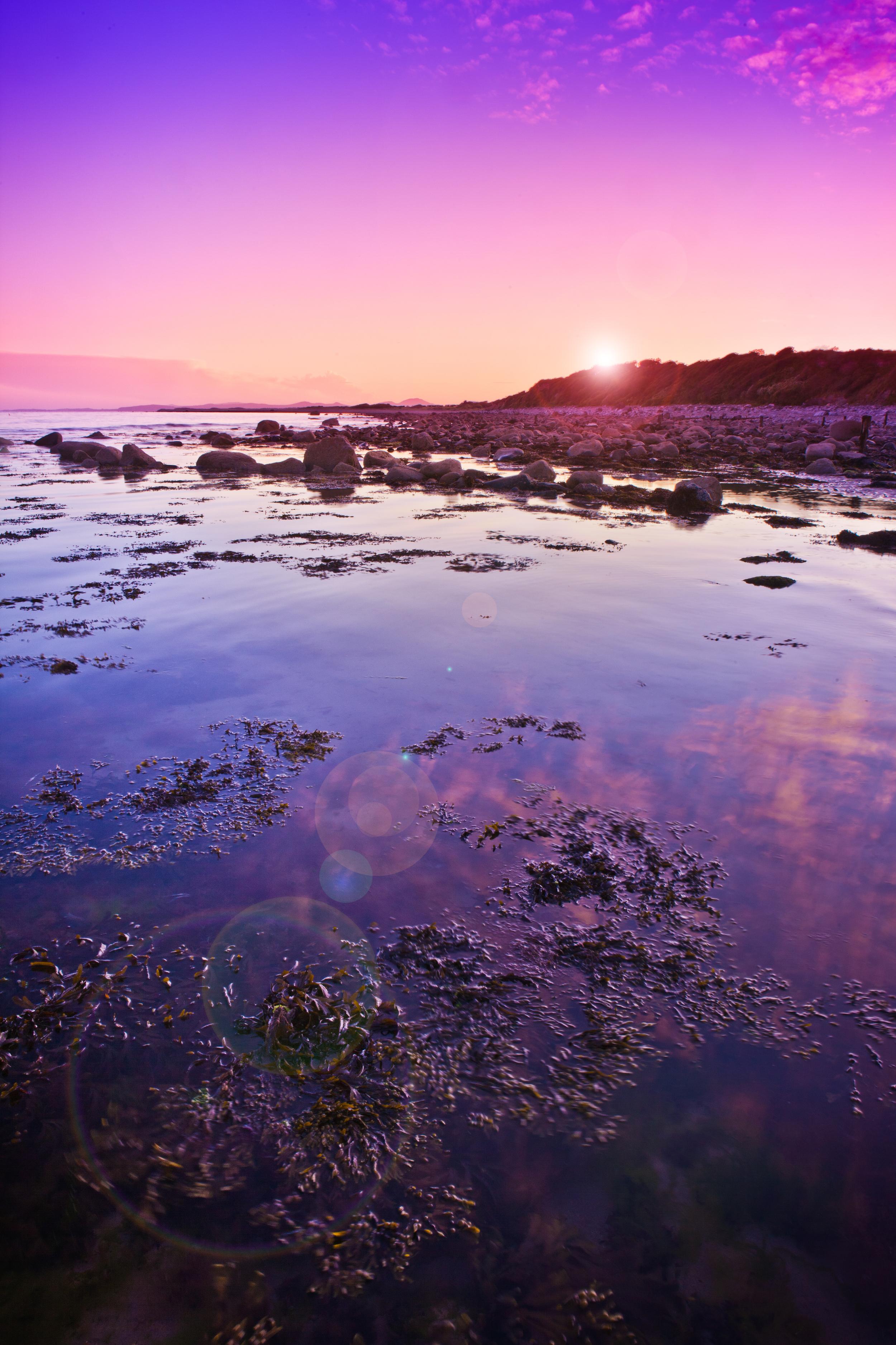 Northwest Wales Sunset