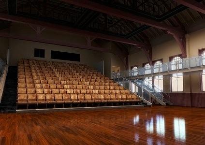Market Hall restoration