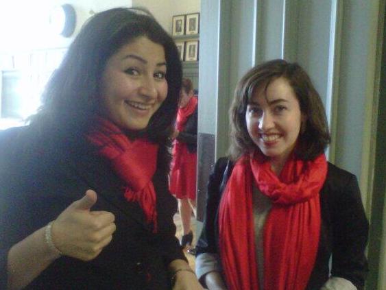 Maryam & Jessica (PTBOCanada file photo)