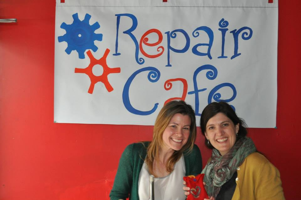 Photo via RepairCafePTBO Facebook page