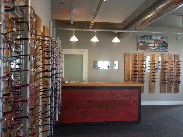 Beautiful new store