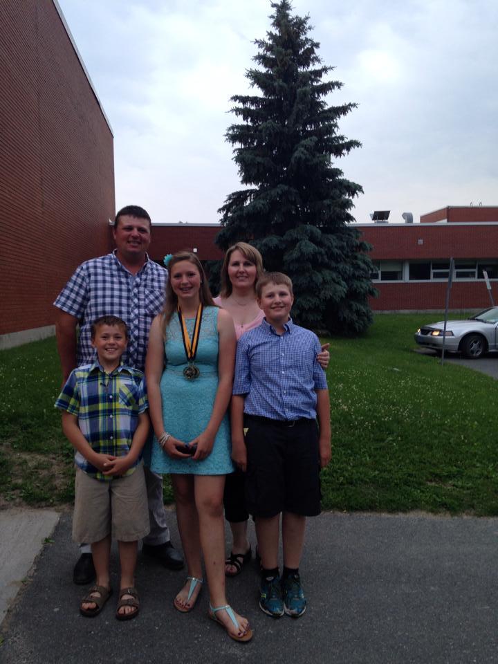 The Bullock Family