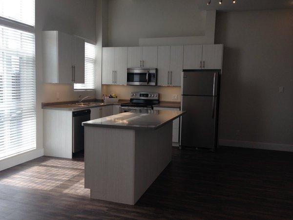 Inside 242 residential suite