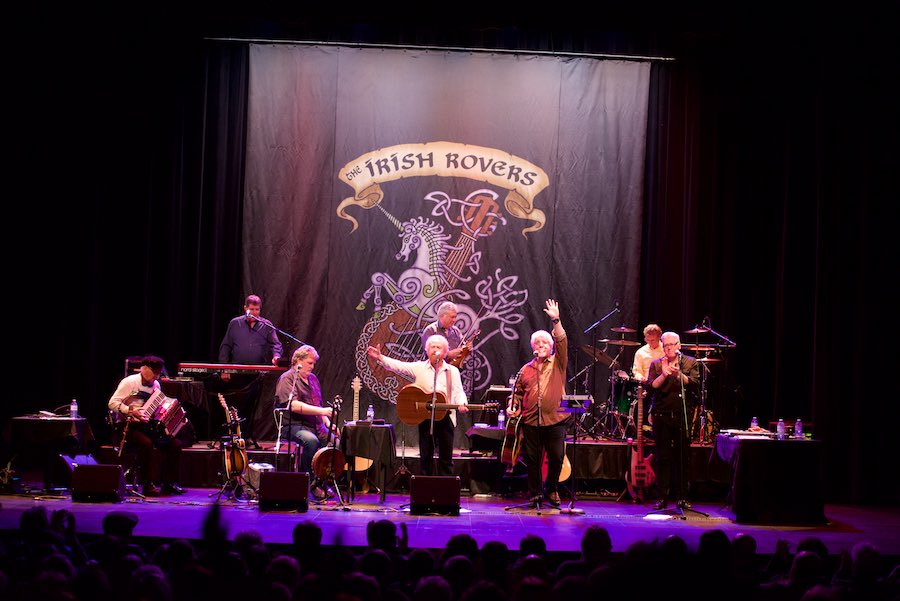 Irish Rovers at Showplace (photo by Evan Holt)