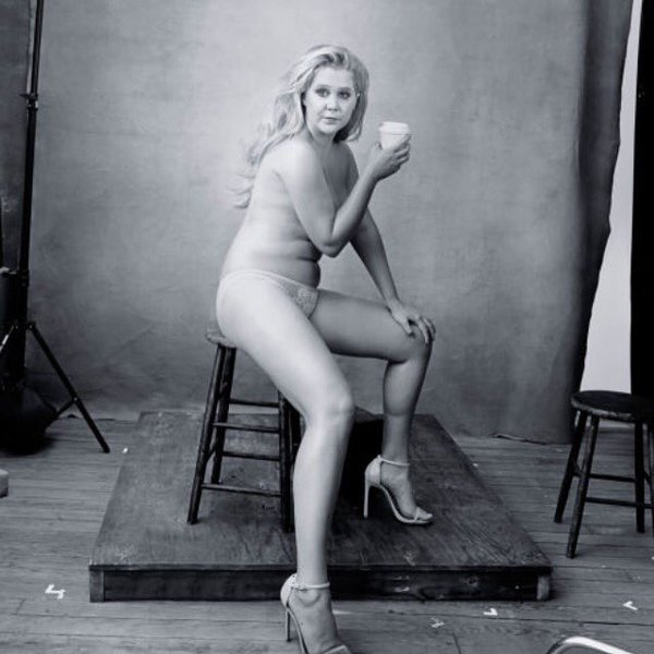 Amy Schumer posted the above photo to her social media channels