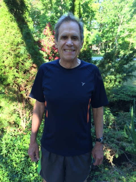 The Waving Jogger: Jim McLean