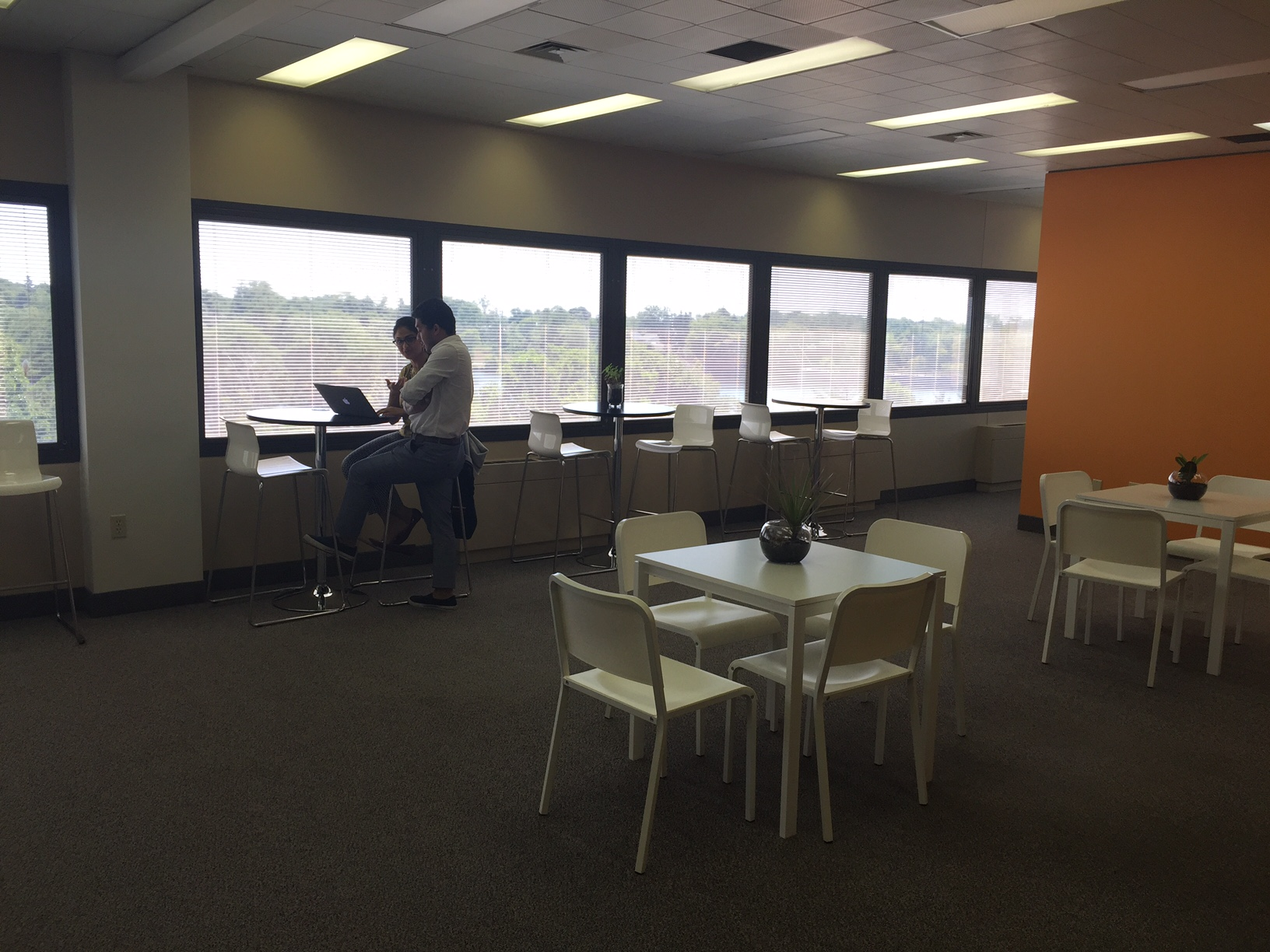 creative spaces Overlooking the otonabee River (photo courtesy innovation cluster)