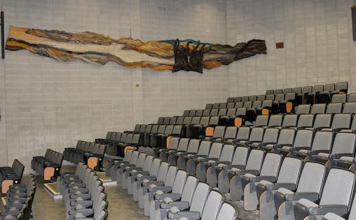 Wenjack Theatre  after a recent makeover