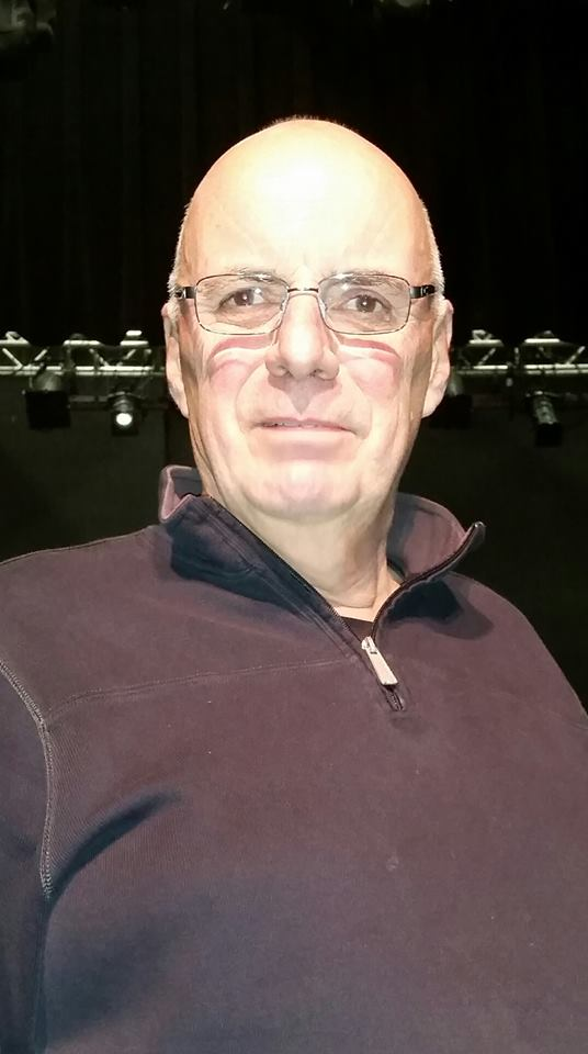 Bob Forsey pictured at Showplace