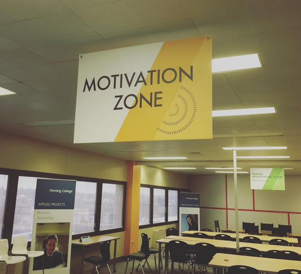 The 3rd Floor in Innovation Cluster