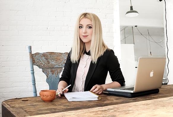 Entrepreneur Brooke Hammer