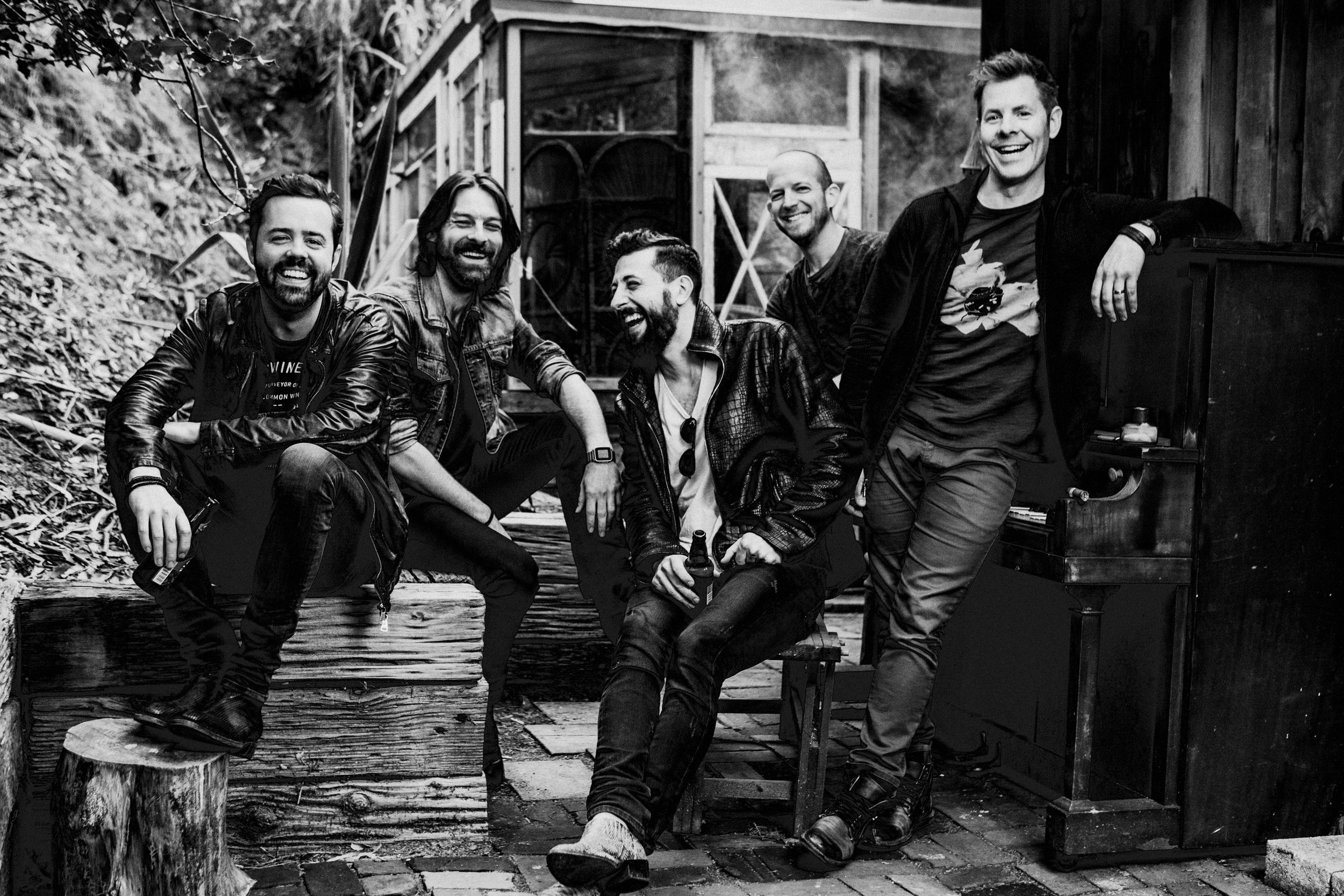 Old Dominion Is Playing the PMC April 26th