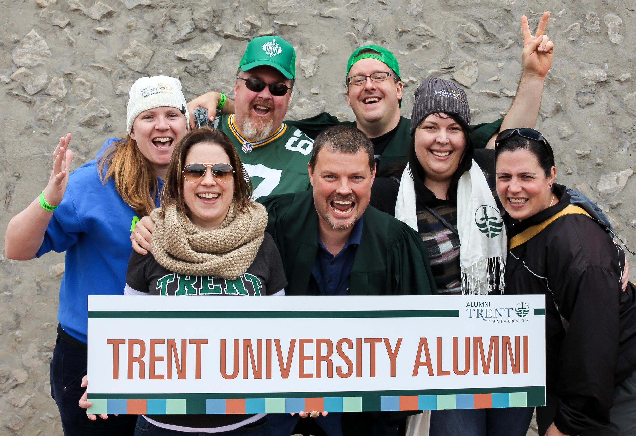 Photo courtesy Trent University