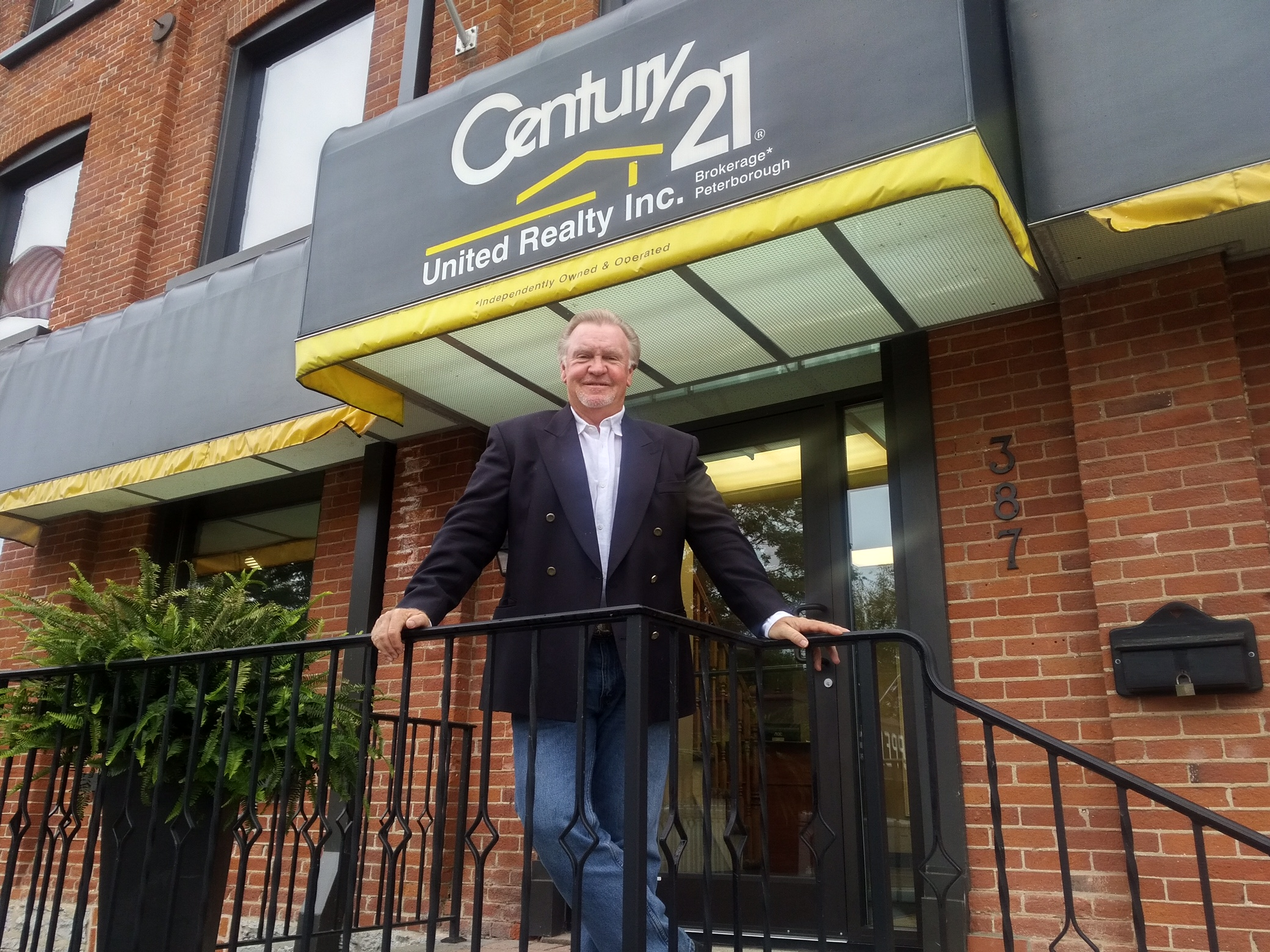 Terry's amazing real estate career has spanned nearly four decades