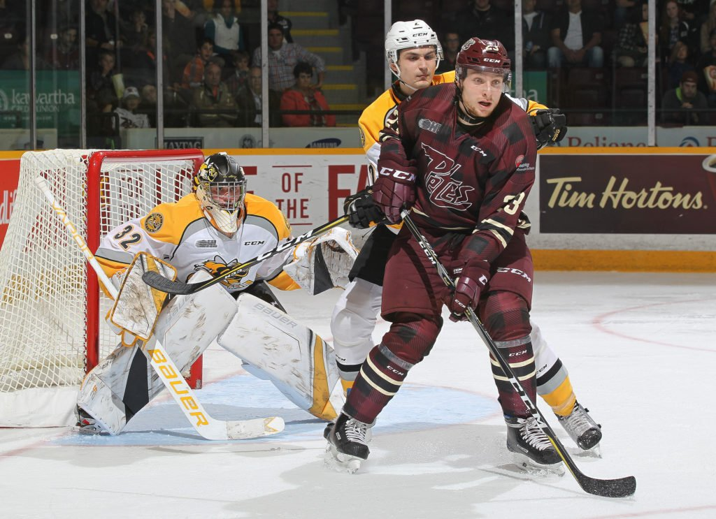 Photo courtesy Peterborough Petes