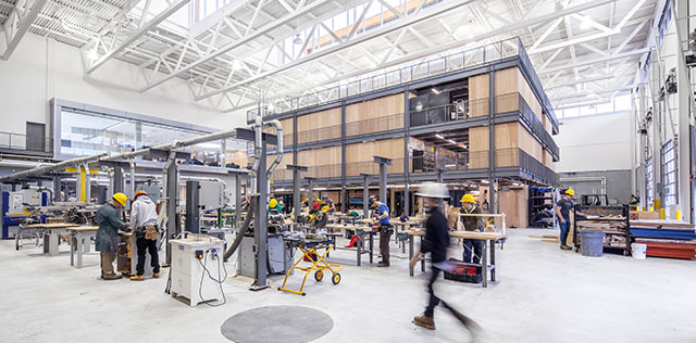 Kawartha Trades and Technology Centre  at Fleming College