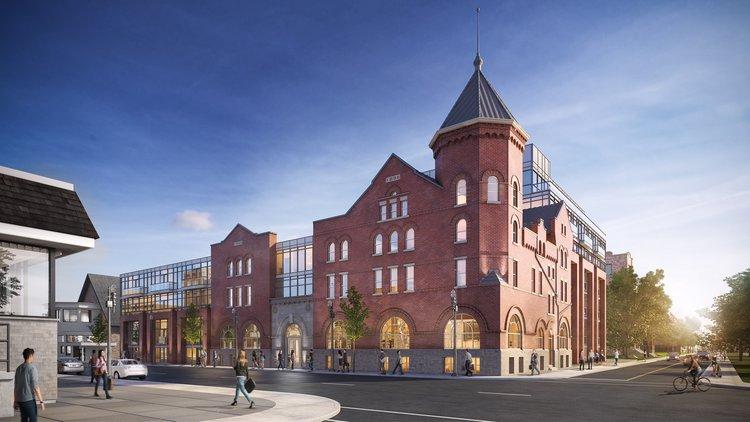 Y Loft rendering courtesy Atria Development