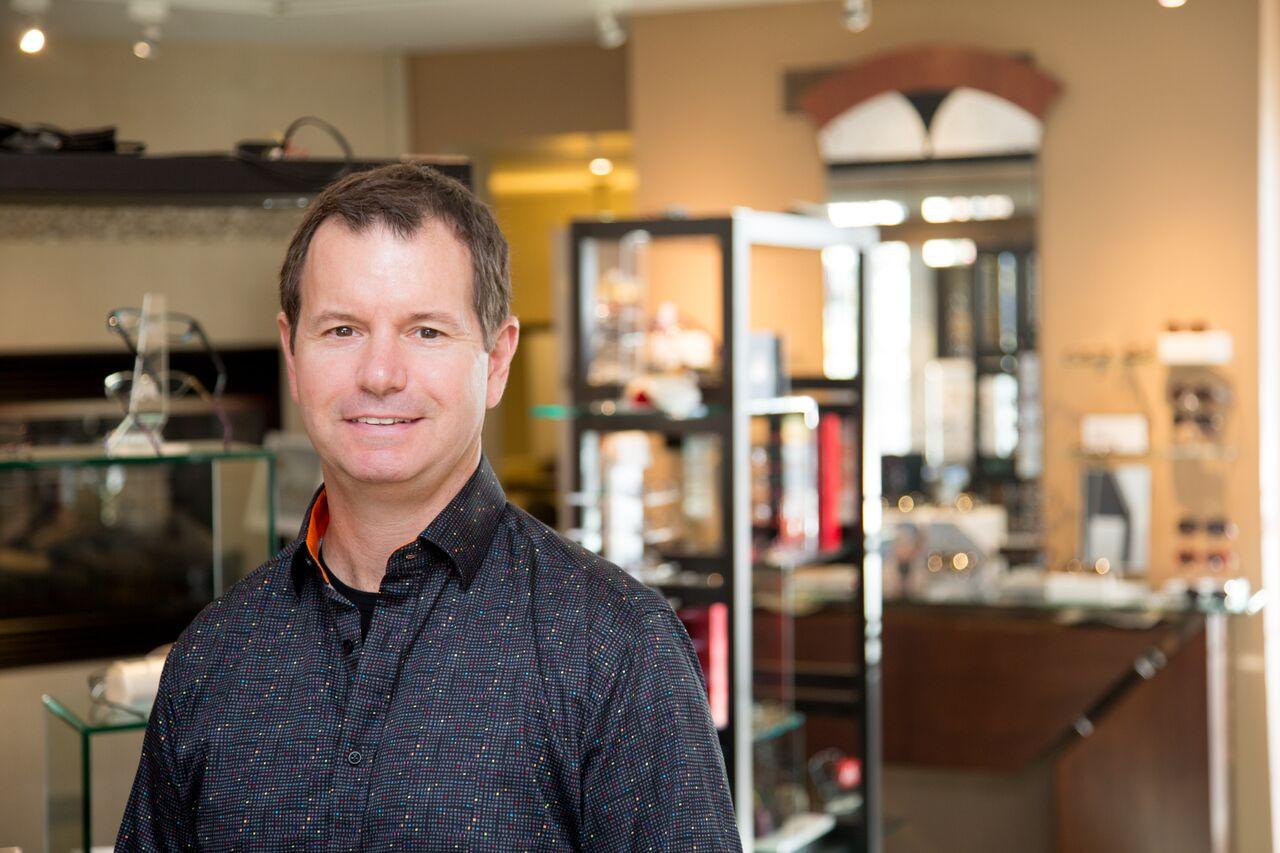 Owner Dr. Joe Hoja