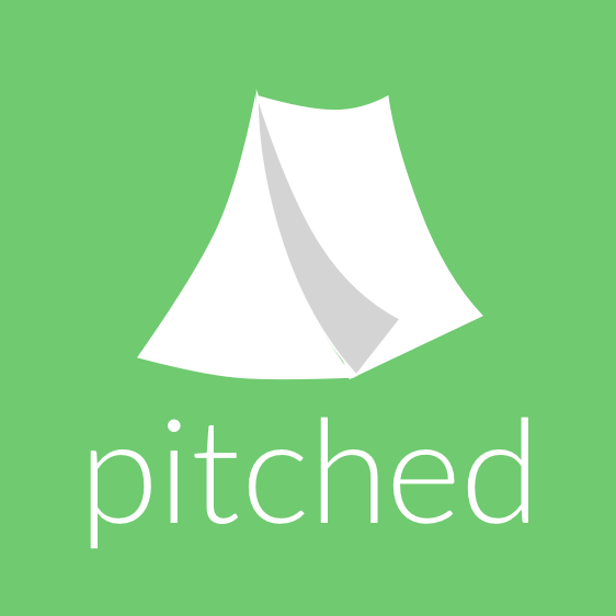Pitched logo