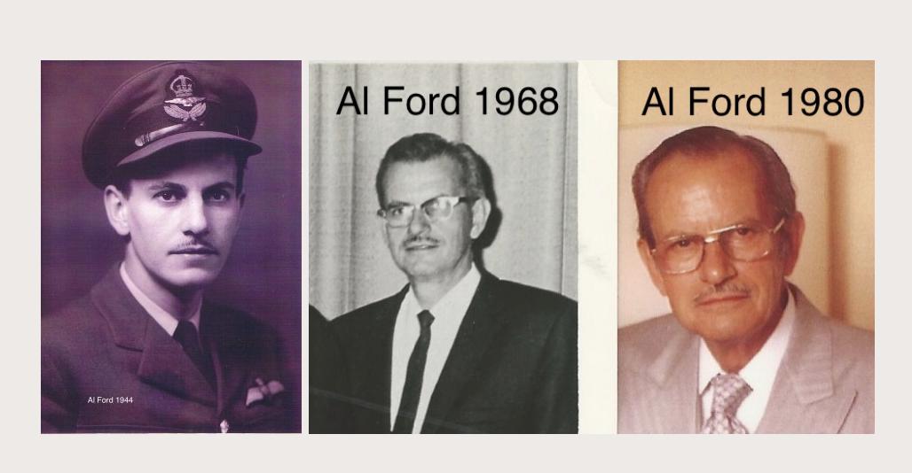 Amanda's father Alan Ford