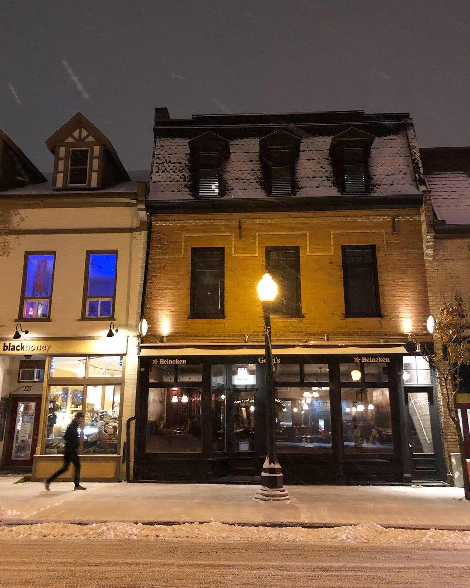 black honey cafe & gerti's Pub